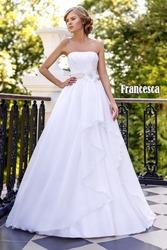Нежное свадебное платье коллекция 2015