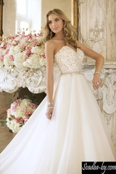 Свадебные платья 2017 года