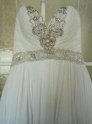 Продам свадебное платье б/у Минск