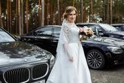 Продам свадебное платье б/у Минск.